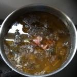 Strooptocht botten soep